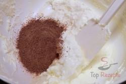 Zubereitung des Rezepts Pfirsich-Torte ohne Backen, schritt 14