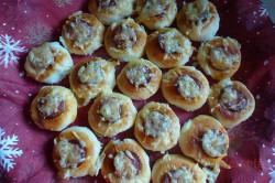 Zubereitung des Rezepts Silvester-Häppchen mit Wurst, schritt 2
