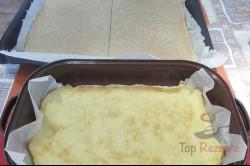 Zubereitung des Rezepts Köstlicher Quark-Nusskuchen, schritt 3
