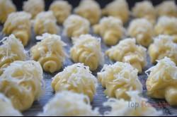 Zubereitung des Rezepts Leckere winzige Käse-Croissants, schritt 9