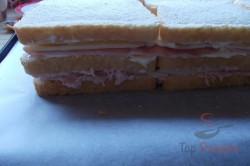 Zubereitung des Rezepts Herzhafte Torte – mit Fotoanleitung von einem Fan, schritt 8