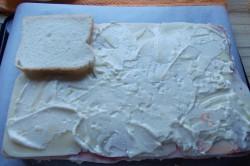 Zubereitung des Rezepts Herzhafte Torte – mit Fotoanleitung von einem Fan, schritt 7
