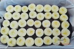 Zubereitung des Rezepts Famoser Bananen-Schoko-Kuchen, schritt 5