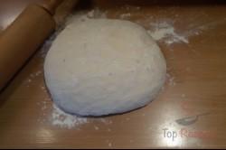 Zubereitung des Rezepts Mit Schinken und Käse gefüllte Langos – FOTOANLEITUNG, schritt 3