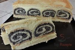 """Zubereitung des Rezepts Phänomenaler Kuchen """"Schwarze Rose"""", schritt 10"""
