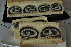 """Zubereitung des Rezepts Phänomenaler Kuchen """"Schwarze Rose"""", schritt 11"""