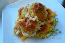 Zubereitung des Rezepts Hähnchenfleisch-Bällchen mit Sahnesoße, schritt 5