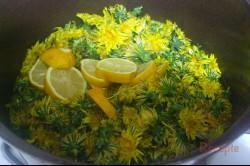 Löwenzahnhonig – ein uraltes Rezept aus Omas Küche, schritt 2