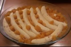 Zubereitung des Rezepts 15-Minuten-Bananenkuchen ohne Backen, schritt 8