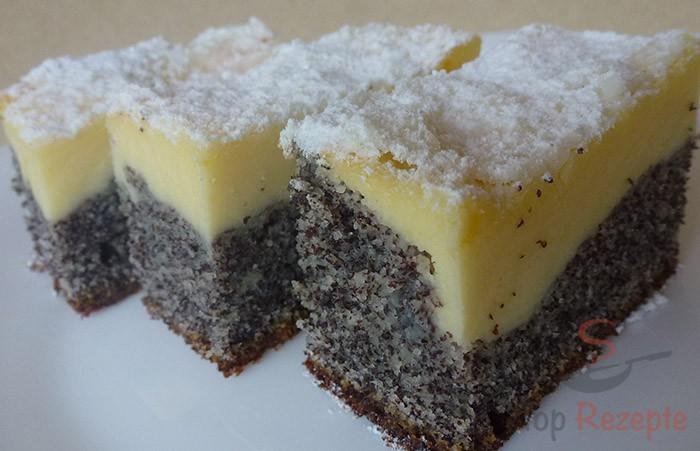 Mohnkuchen Mit Quark Top Rezepte De
