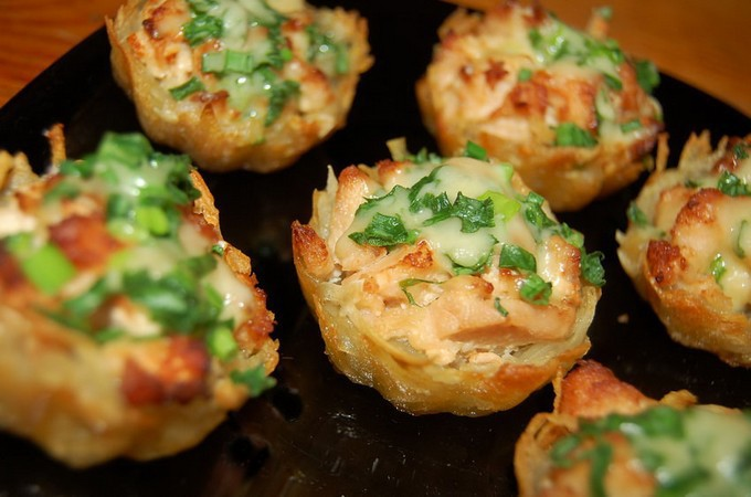 Kartoffel muffins rezept