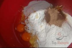 Zubereitung des Rezepts Apfel-Gewürzgugelhupf, schritt 2