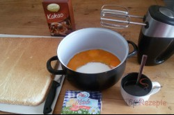 Zubereitung des Rezepts Kokos-Creme-Kuchen – Fotoanleitung, schritt 5