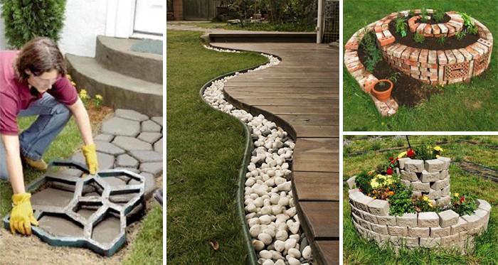 Ideen Garten 25 clevere diy ideen um euren hof und garten schöner zu machen