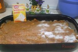 Zubereitung des Rezepts Semmelauflauf mit Äpfeln und Quark, schritt 2