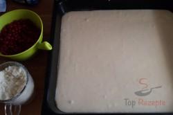 Johannisbeer-Biskuitkuchen – ein super einfaches Rezept von meiner Oma, schritt 3