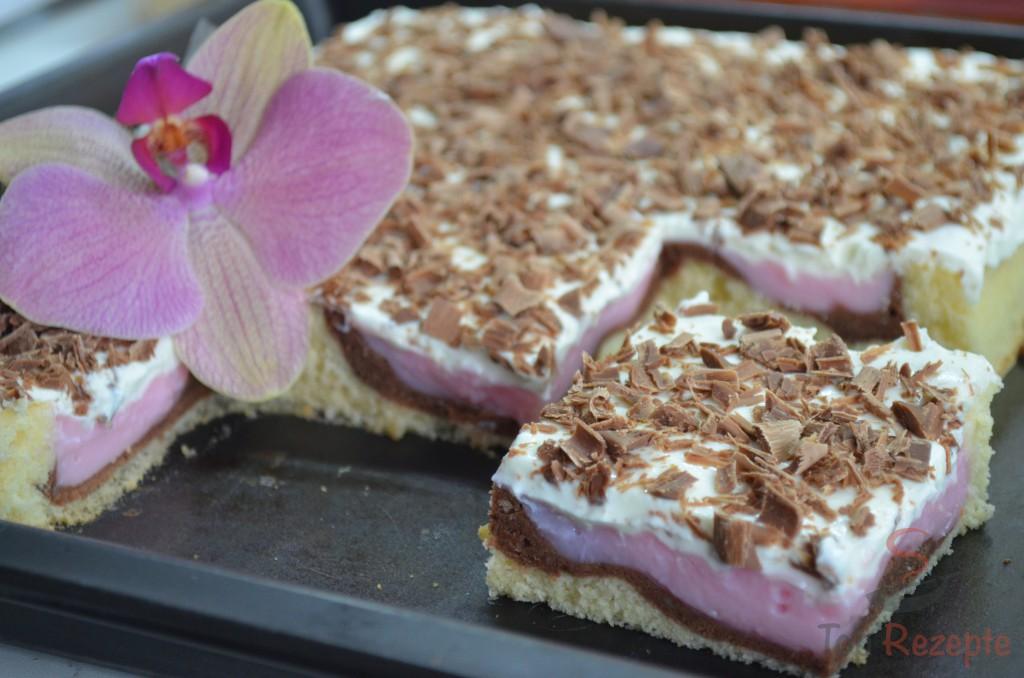 Puddingkuchen Mit Saurer Sahne Top Rezepte De