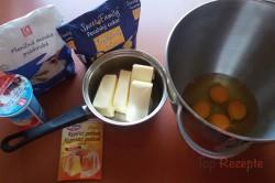 Zubereitung des Rezepts Einfache Punschschnitten, schritt 1