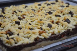 Zubereitung des Rezepts Ameisenhaufen-Kuchen vom Blech, schritt 12