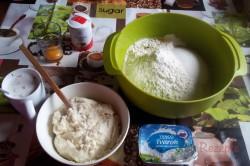 Zubereitung des Rezepts Quarkbuchteln aus Omas Küche – Fotoanleitung, schritt 1