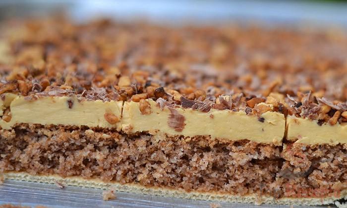 Karamellkuchen Auf Oblaten Top Rezepte De