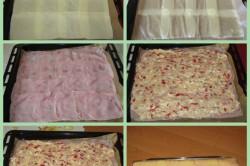 Zubereitung des Rezepts Gefüllte Käserolle, schritt 2