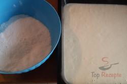 Zubereitung des Rezepts Kokoskuchen mit Sahne überzogen, schritt 3
