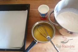 Zubereitung des Rezepts Einfache Punschschnitten, schritt 2