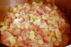 Zubereitung des Rezepts Marmelade aus Wassermelonenschale, schritt 1