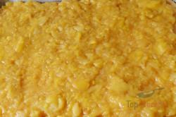 Zubereitung des Rezepts Apfelschnitten mit Schneehaube und Nüssen, schritt 4