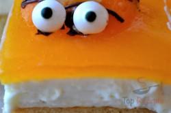 Zubereitung des Rezepts Aprikosenkuchen mit Bienchen, schritt 15