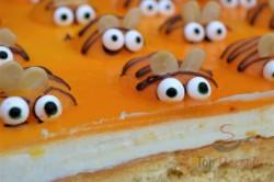 Zubereitung des Rezepts Aprikosenkuchen mit Bienchen, schritt 13