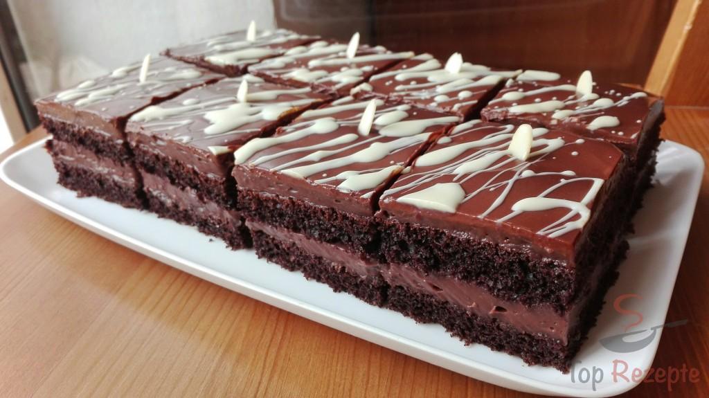 Schokoladenschnitten Top Rezepte De