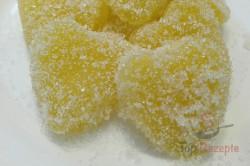 Zubereitung des Rezepts Orangen-Fruchtgummi, schritt 4