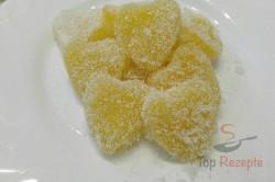 Zubereitung des Rezepts Orangen-Fruchtgummi, schritt 3