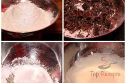 Zubereitung des Rezepts Schokoladenmuffins, schritt 1