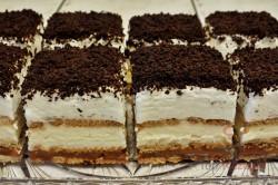 Zubereitung des Rezepts 3BIT Kuchen ohne Backen, schritt 1