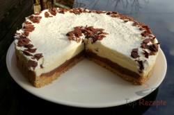 Zubereitung des Rezepts Super leckere Schokoladentorte ohne Backen, schritt 1