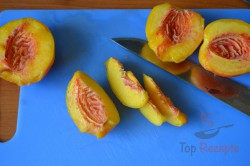 Zubereitung des Rezepts Quarkkuchen ohne Eier und ohne Backen, schritt 6