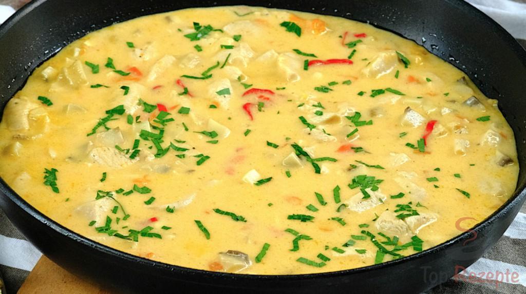 Außergewöhnlich Feine Hähnchen-Pilz-Soße für Nudeln   Top-Rezepte.de &YU_24