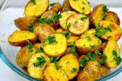 Zubereitung des Rezepts Backkartoffeln mit französischer Soße, schritt 10