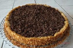 Zubereitung des Rezepts Panna Cotta Schokoladentorte, schritt 1