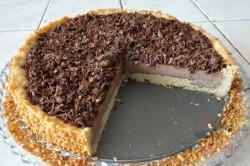 Zubereitung des Rezepts Panna Cotta Schokoladentorte, schritt 2
