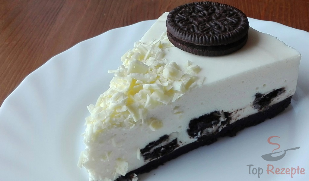 Oreo Cheesecake Ohne Backen In 30 Minuten Zubereitet Top Rezepte De