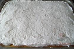Zubereitung des Rezepts Aprikosenkuchen mit Kokosbaiser, schritt 6