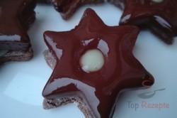Zubereitung des Rezepts Schokoladige Weihnachtssterne, schritt 1