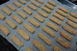 Zubereitung des Rezepts Baiserstangen mit Creme, schritt 1