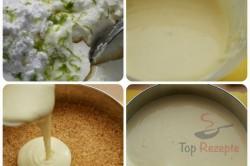 Zubereitung des Rezepts Erdbeer-Cheesecake (mit und ohne Backen), schritt 2