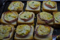 Zubereitung des Rezepts Überbackene Pizza-Sandwiches, schritt 6