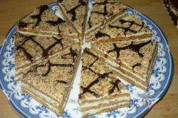 Marlenka-Honigkuchen selber machen (ein einfaches, schnelles und leckeres Rezept), schritt 2